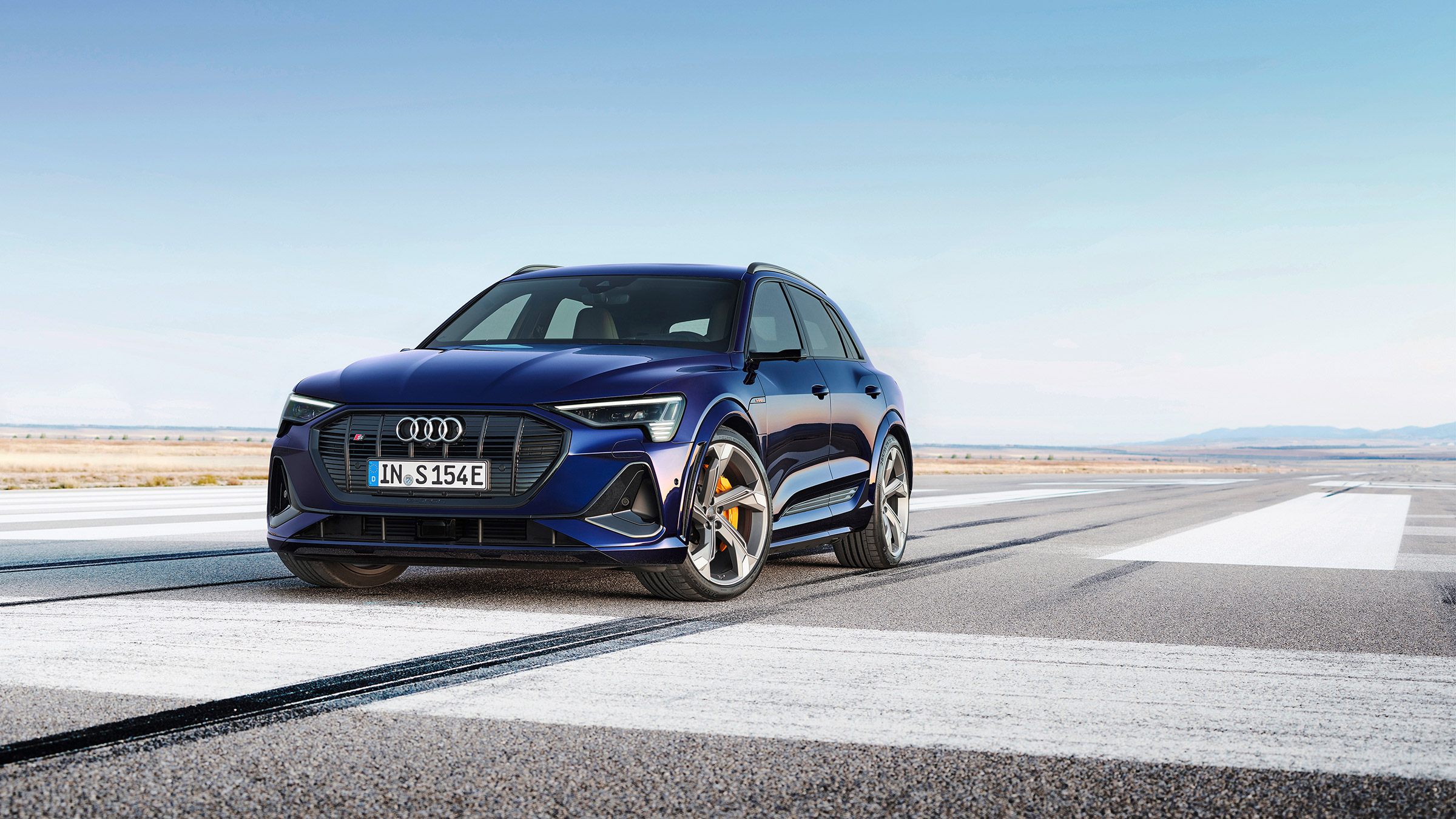 New 496bhp Audi e-tron S revealed – Audi's first high-performance EV