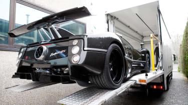 Pagani Zonda 760RS - truck