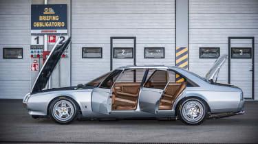 Ferrari Pinin side