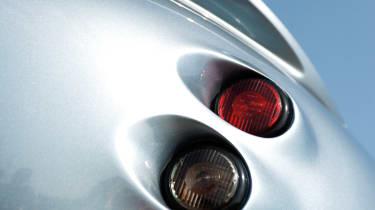 TVR Tamora rear lights