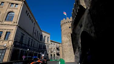 Baku Gran Prix 2017 - McLaren2
