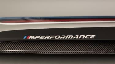 BMW M5 F90 - M Performance parts sill