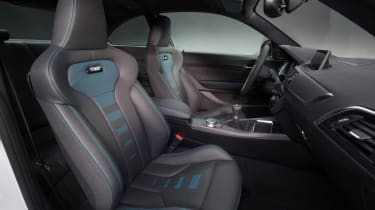 BMW M2 Competition Pack - seats