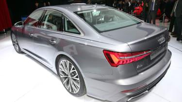Audi A6 – rear quarter