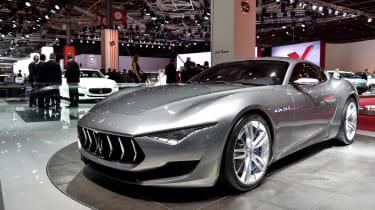Maserati Alfieri concept: Paris motor show 2014