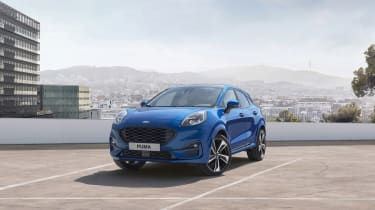 Ford Puma 2019 - front