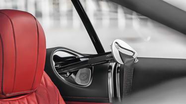 Mercedes-Benz S Class surround sound