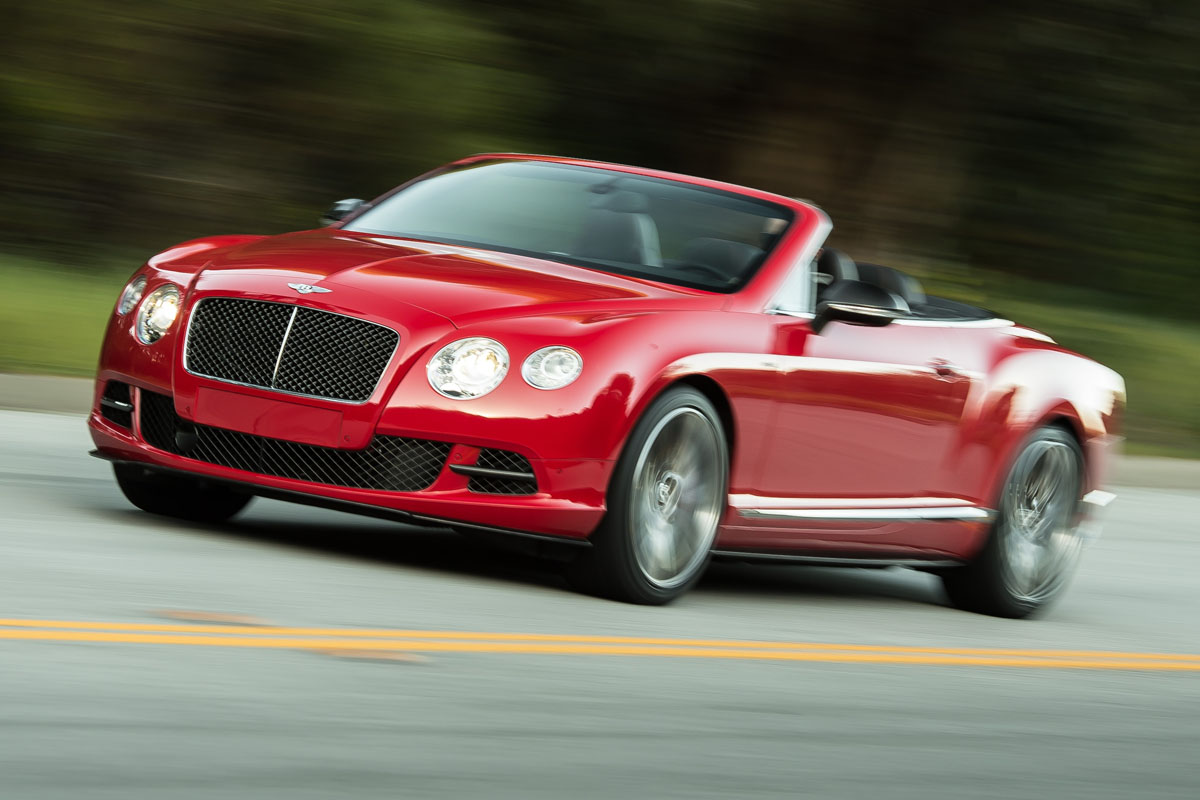 2013 Bentley Continental Gt Speed Convertible Review Price Specs And 0 60 Time Evo