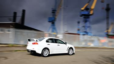 Mitsubishi Lancer Evolution X - review, history, prices and