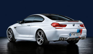 BMW M6 official upgrades