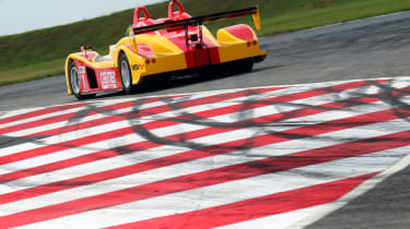 Overclockers UK Racing Series - Palmer Sport JP-LM