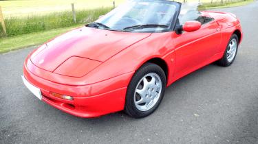 1990 Lotus Elan M100