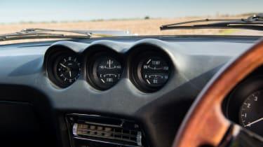 Datsun 240Z gauges