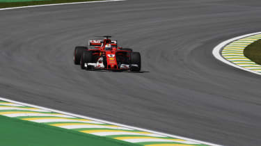F1 Brazil - ferrari1