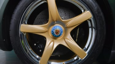 Porsche Carrera GT by Porsche Classic - wheel