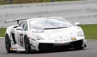 Lamborghini Gallardo Super Trofeo road racer