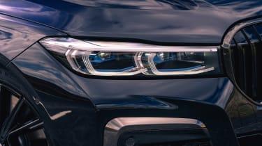BMW 7-series 2019 light