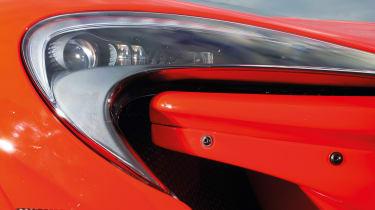 McLaren P1 GTR - headlight