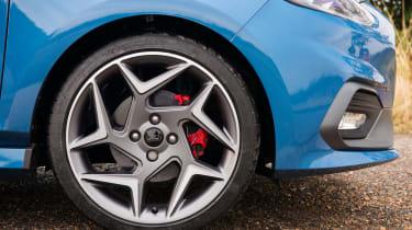 2018 Ford Fiesta ST - wheel
