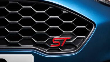 2017 Ford Fiesta ST - ST badge