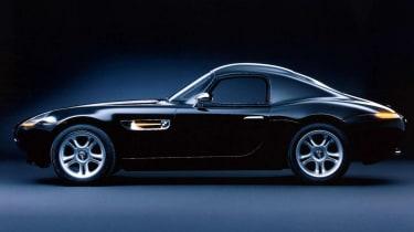 BMW Z07 concept – side