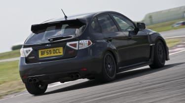Subaru Impreza Cosworth CS400 rear corner