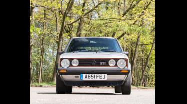 Golf GTI MK1 front 2