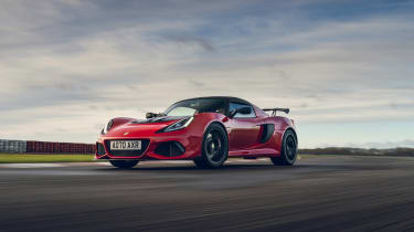 Lotus Final Editions 2021 - Exige sport 420