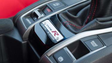 Honda Civic Type R - detail