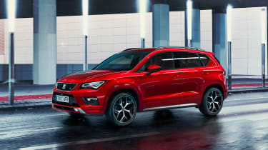 SEAT Ateca FR front drive
