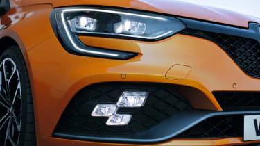 Renault Megane RS - DRL