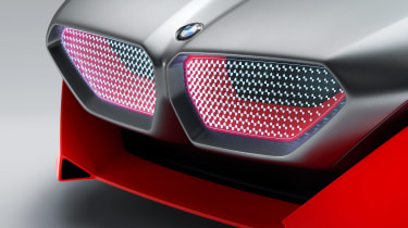 BMW Vision M Next - grille