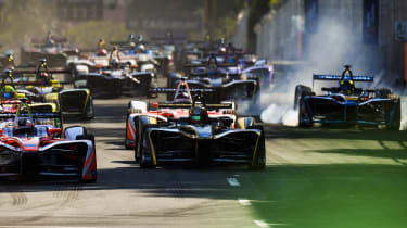 The final race of the 2016-17 Formula E season gets underway