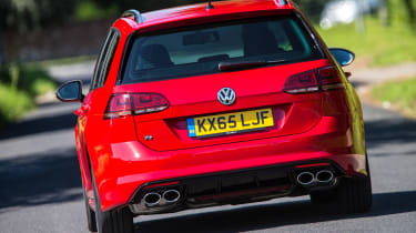 Volkswagen Golf R estate review - prices, specs and 0-60 time | Evo