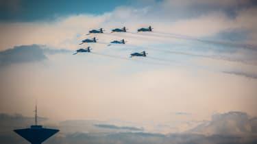 Esquadrilha da Fumaca (Smoke Squadron)