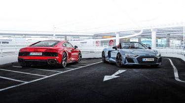 Audi R8 V10 Performance RWD – pair 1