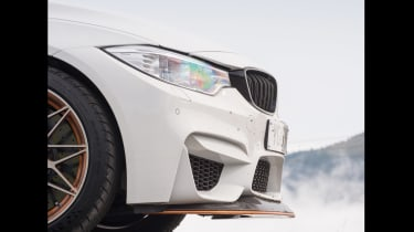 BMW M3 & M4 GTS - lights