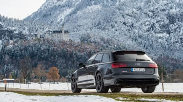 Abt Audi RS6 Power R - Rear