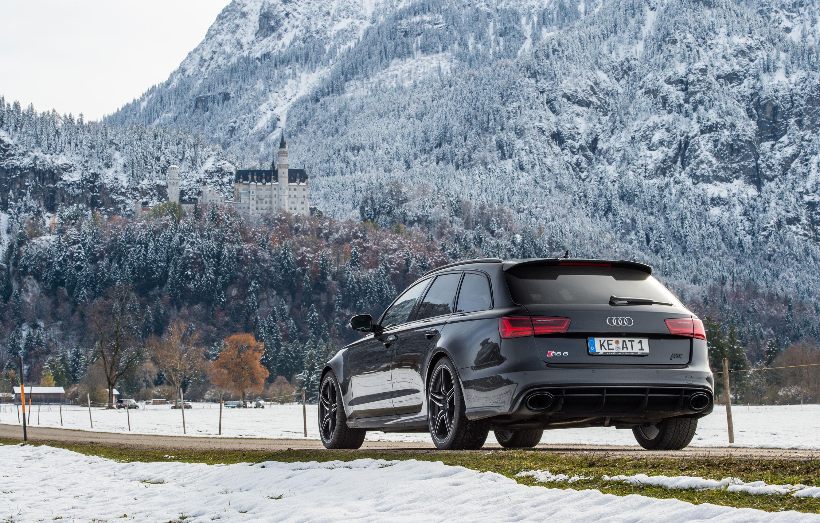 Abt Audi RS6 Power R review – RS6 Avant Performance's 200mph