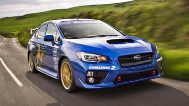 Subaru Isle of Man TT record