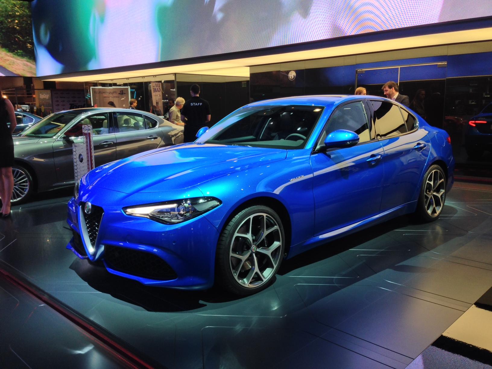 Alfa Romeo Giulia Review Prices Specs And 0 60 Time Evo