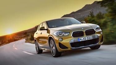 BMW X1 M Sport X - driving