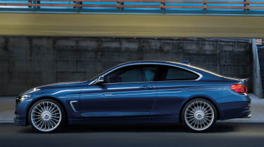 Alpina B4 Biturbo coupe and convertible