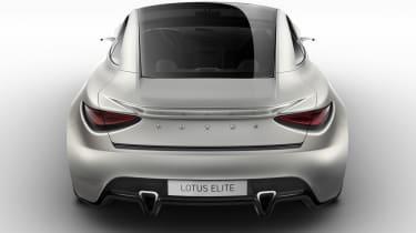 New Lotus Elite