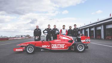 Overclockers UK Racing Series - Palmer Sport semi-finalists