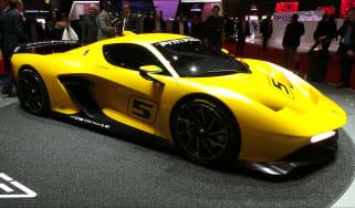 Pininfarina EF7 Vision Gran Turismo - Geneva front three quarter