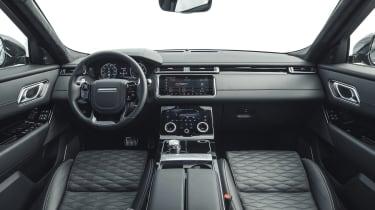 Range Rover Velar SVA - dash