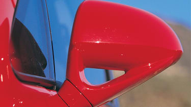 Vauxhall VXR Corsa mirror