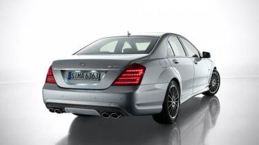 Mercedes S63AMG