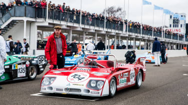 Goodwood 75th Members Meeting 3